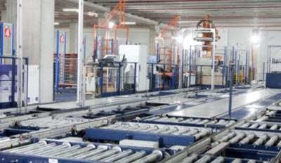 Case studies Automated Warehouse: Nupik