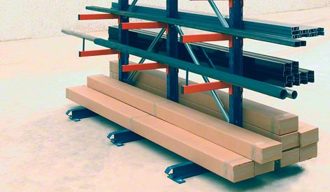 Light Duty Cantilever Shelving