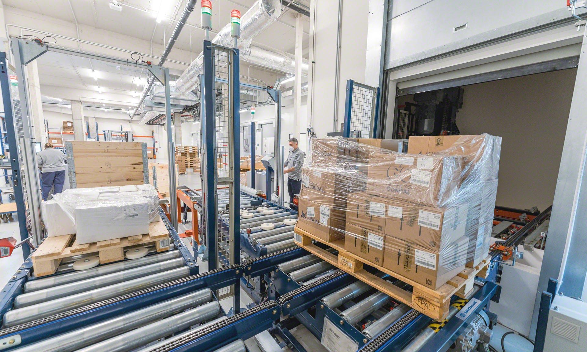 Natura Bissé: an automated warehouse that beautifies logistics