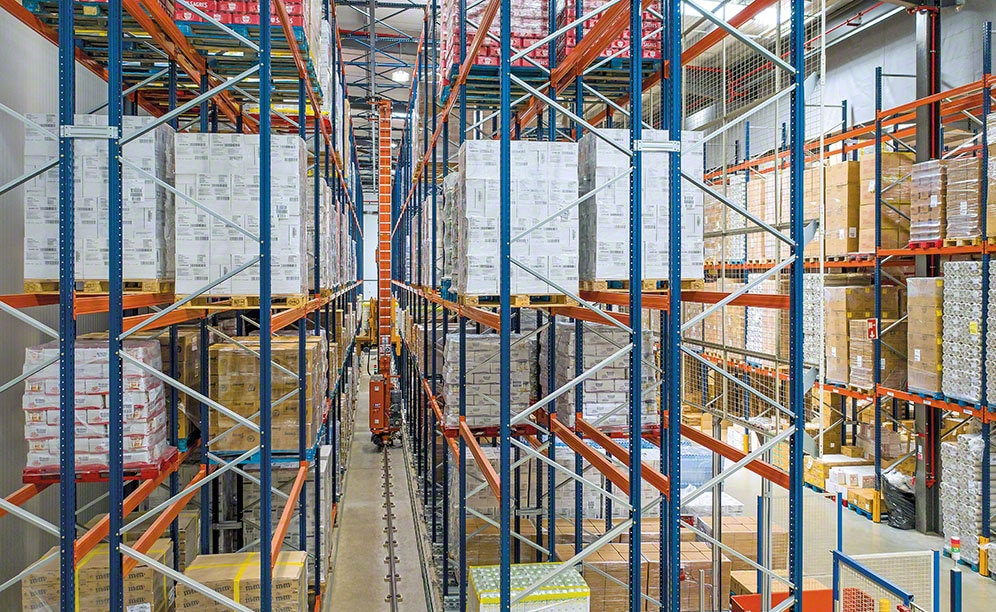 Technology and automation reduce in-freezer working hours