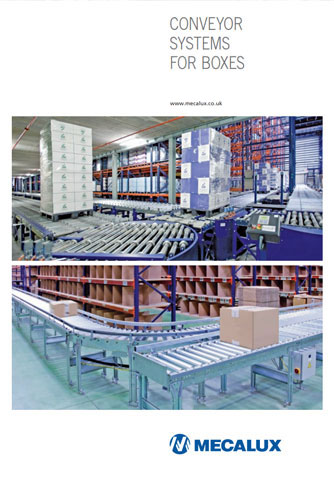 Conveyors for boxes