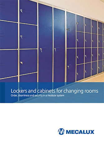 Metal lockers