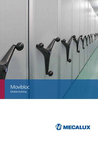 Movibloc Mobile shelving