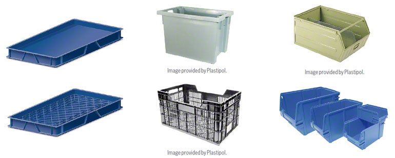 There are many box types to suit each product and storage type.