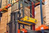 Fritel streamlines its warehouse with the Pallet Shuttle system by Mecalux