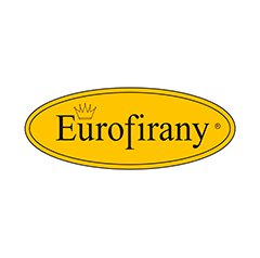 Picking storage with walkways and cantilever racks optimally organise the textile products of the Polish manufacturer Eurofirany
