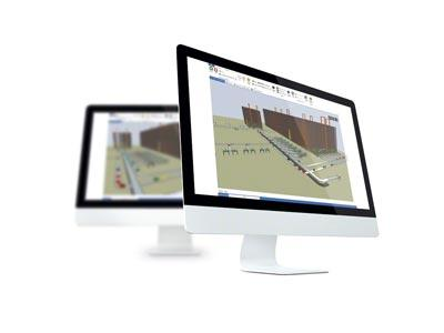 Easy S updated: the software that makes the difference in warehouse design and simulation