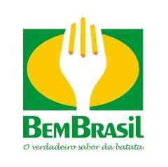 An intelligent warehouse for the frozen chip maker Bem Brasil