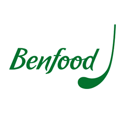 The frozen storage warehouse of Benfood with efficient operations