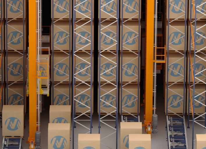 Automated warehouse for handmade yogurt from El Pastoret de la Segarra