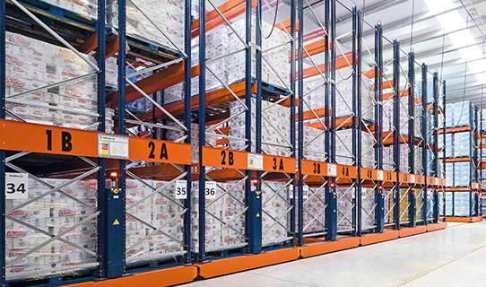 Movirack Mobile Racking