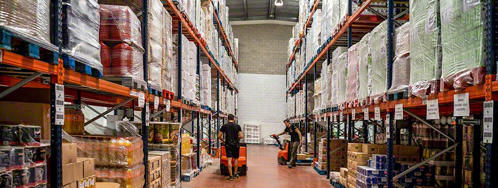 Masgrau Alimentació renovates the management of its warehouse with Mecalux WMS