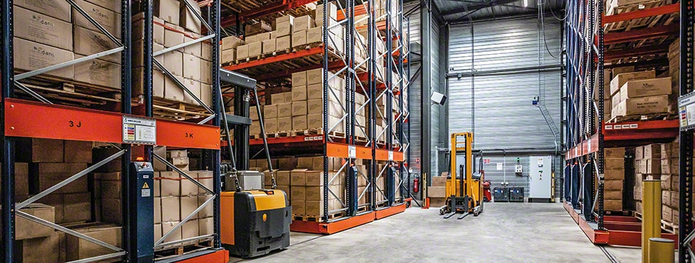 Toy manufacturer Créations Dani modernises its warehouse in France