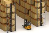 Conforama: Mecalux fits the biggest pallet racking centre in Europe