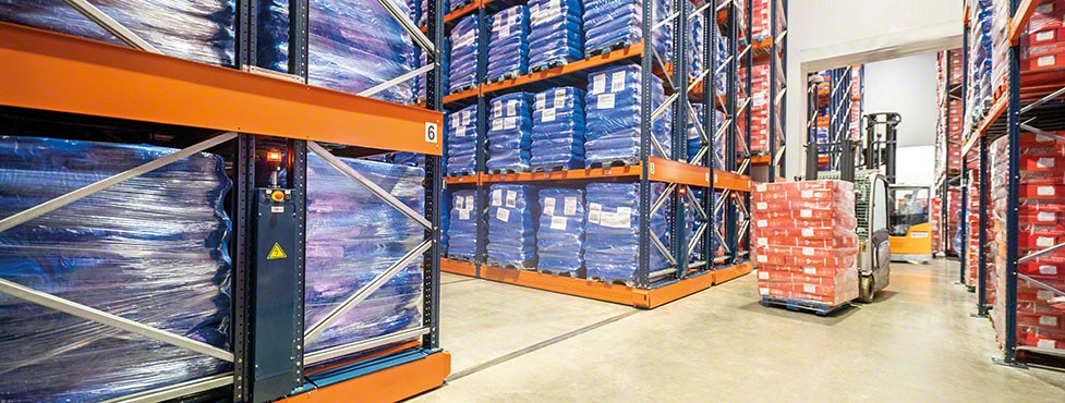 Olot Meats Group: capacity and energy savings in two frozen storage units