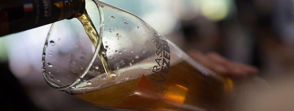 Smart management of Brasserie de Vezelay craft beer in France