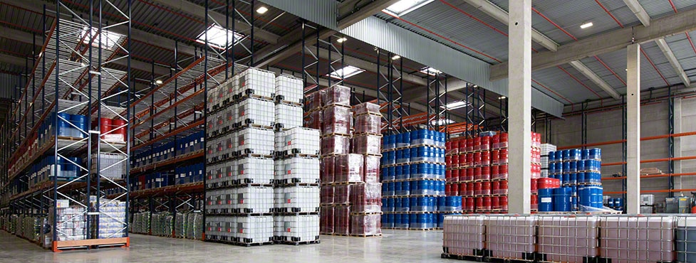 Transports Fuchs expands its distribution centre in Erstein (France)