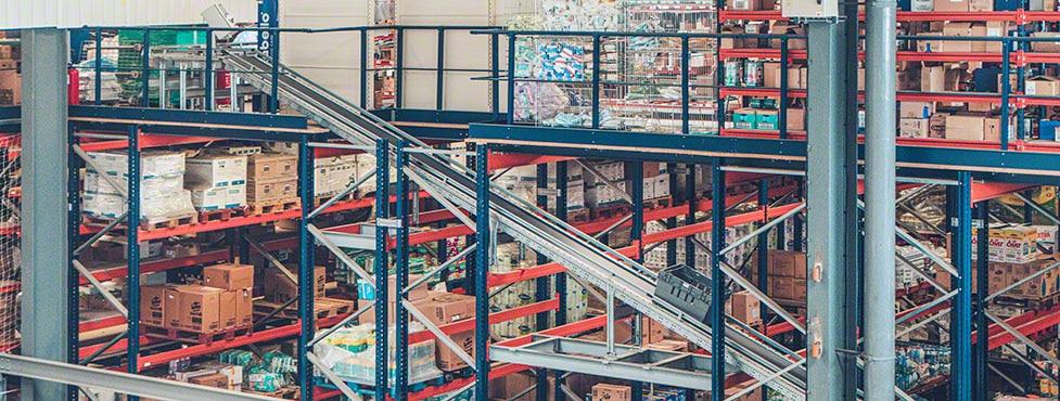 E.Leclerc: four warehouses for picking 110,000 SKUs