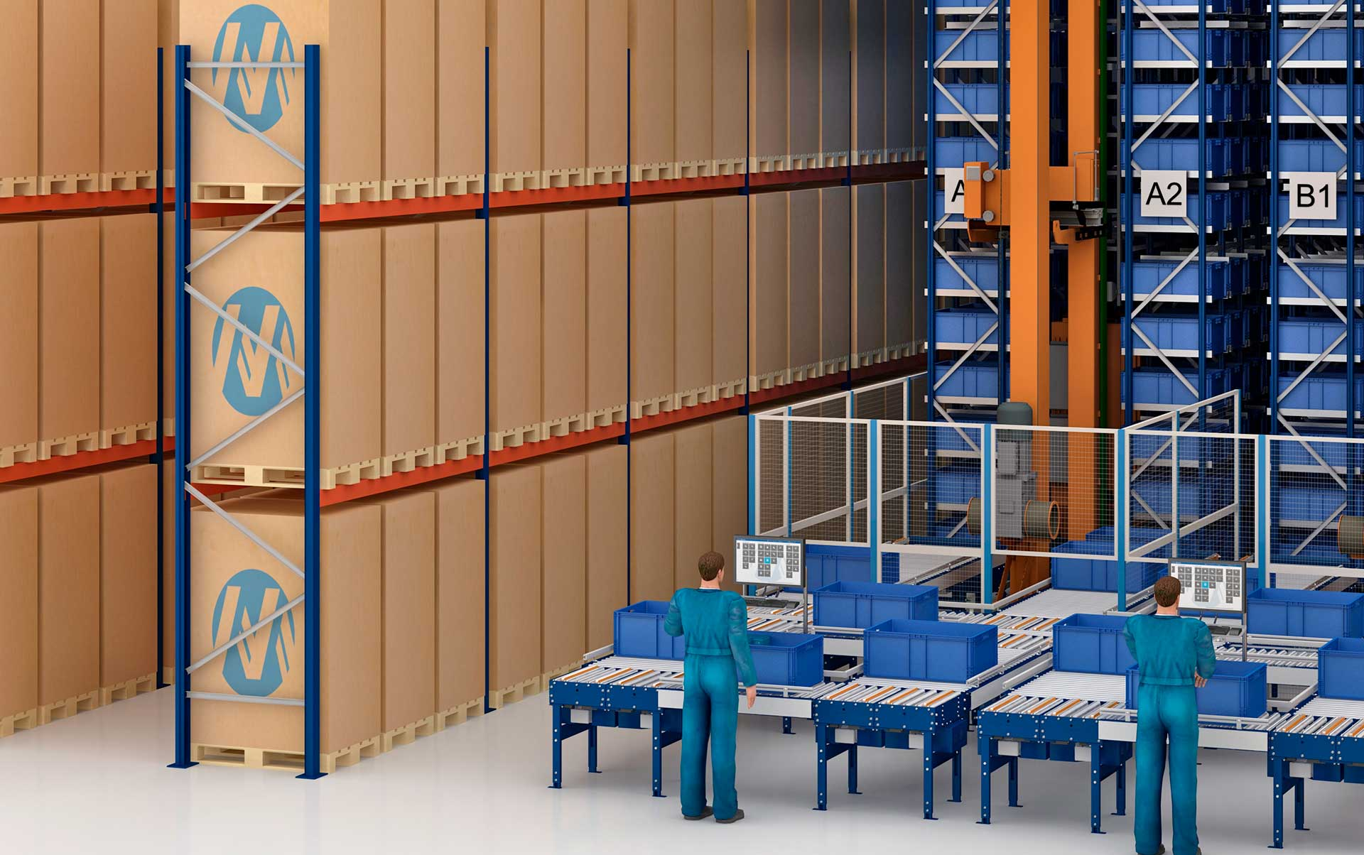 TLHP will digitalise all its logistics operations with the help of Easy WMS