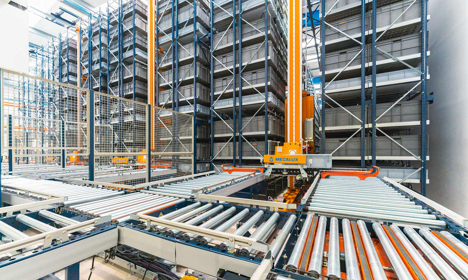 Normagrup: automation shines a light on logistics