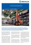 Easy WMS ensures safe goods movements for Yamazaki Mazak UK Ltd