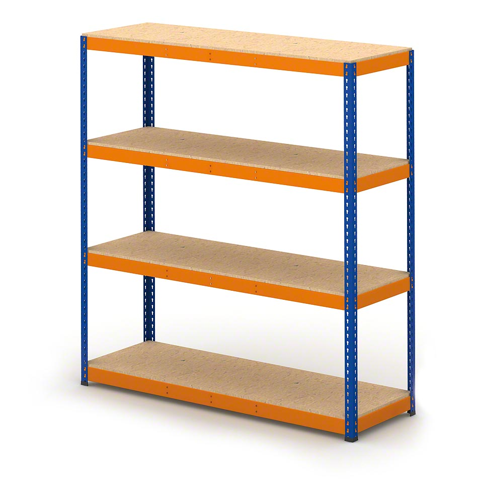 Metal Point Boltless Shelving