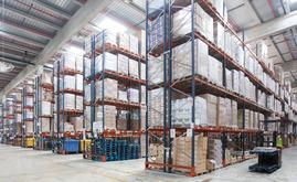 The racks are suited to the different load units, weight and volume variables