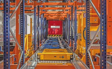 How to combine automated and manual storage systems to get the maximum performance from a cold-storage
