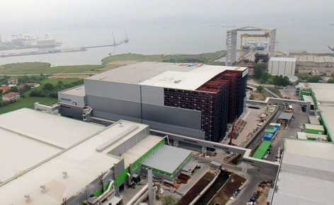 Mecalux builds one of the largest automated clad-rack warehouses in Europe