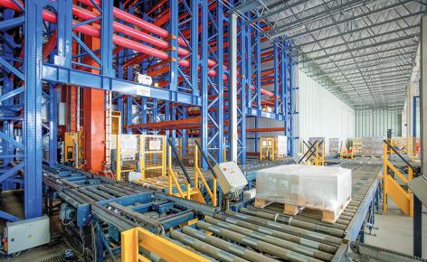 The international chemical powerhouse consolidates its presence in Brazil with an automated clad-rack