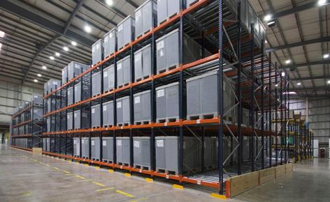 Vaillant reorganises its warehouse operations to meet growing product demand